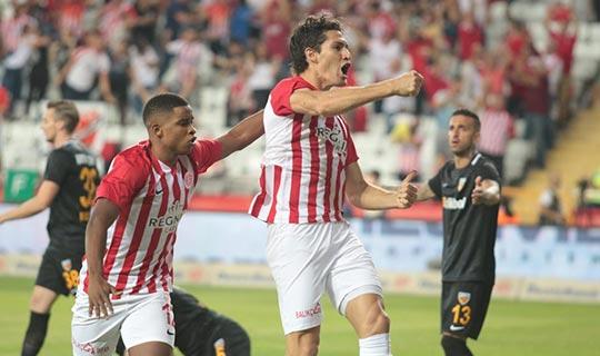 Antalyaspor şanssızlık zincirini kırmak istiyor