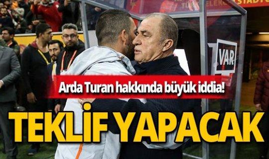 Arda Turan hakkında sürpriz iddia: Teklif yapacak