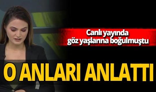 """Azerbaycanlı spiker Hesenli: """"Gözyaşlarım 27 yılın hasretiydi"""""""