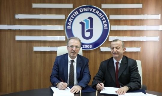 Bartın Üniversitesi PTT ile protokol İmzaladı