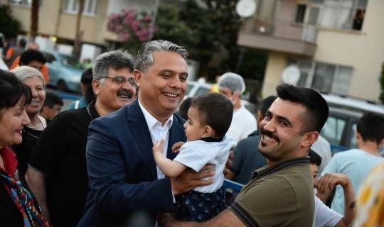 Başkan Uysal, iftarda vatandaşlarla bir araya geldi