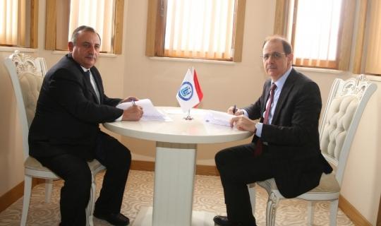 Bayburt Üniversitesi ile PTT İl Başmüdürlüğü arasında indirimli gönderim protokolü imzalandı