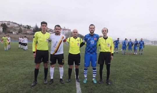 Bilecik'te olaylı maçta bir dakikada 4 kırmızı kart çıktı