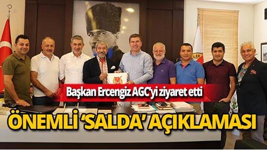 Burdur Belediye Başkanı'ndan Burdur ve Salda Gölü açıklaması