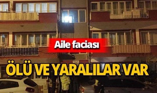 Burdur'da aile faciası : Ölü ve yaralılar var
