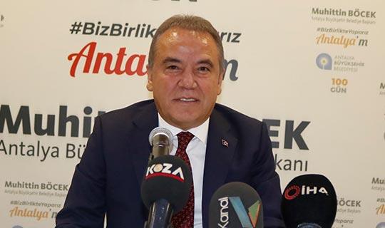 Büyükşehir'in borcu 6 milyar 206 bin 733 TL