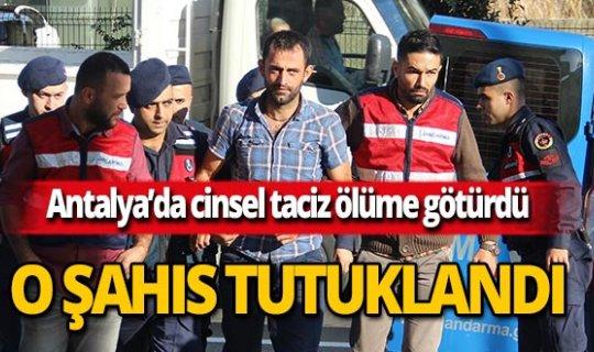Cinsel tacize uğrayınca intihar etti, o şahıs tutuklandı!