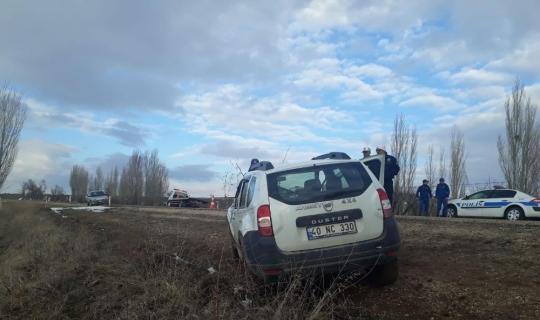 Direksiyon başında kriz geçiren sürücü yaşamını yitirdi