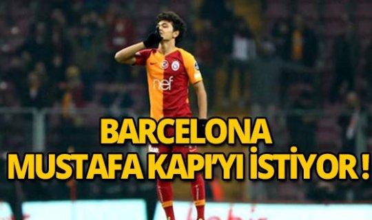Dünya devi takım genç futbolcuyu gözüne kestirdi!