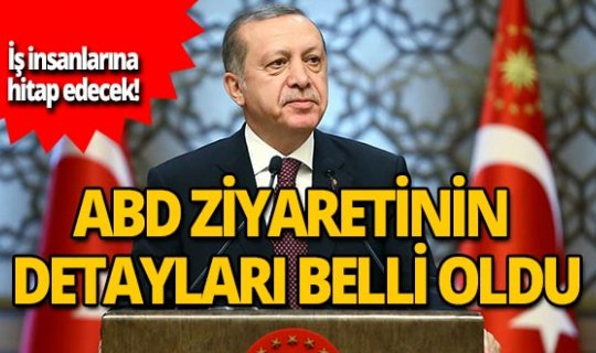 Erdoğan, Trump ile baş başa görüşecek