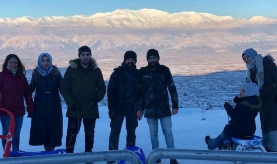 Erzincan Barosundan kışa merhaba gecesi programı