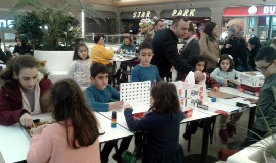 Erzincan'da zeka oyunları turnuvası düzenlendi