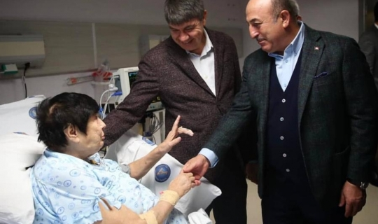Eski başkan Menderes Türel'in acı günü