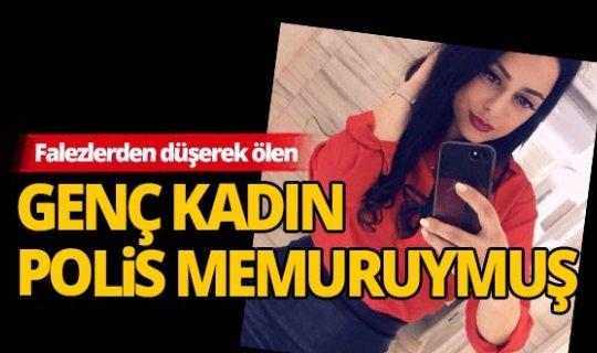 Fotoğraf çektirmek isterken düşerek ölen Kazak kadın polis çıktı