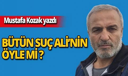 Gazeteci Mustafa Kozak artık MYGazete.com'da yazıyor