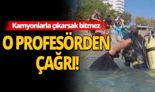 'Gelin Antalya'yı bu ayıptan ve tehlikeden kurtaralım'