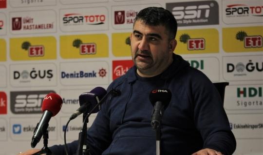 Giresunspor'da hedef maç başı ortalama 2 puan