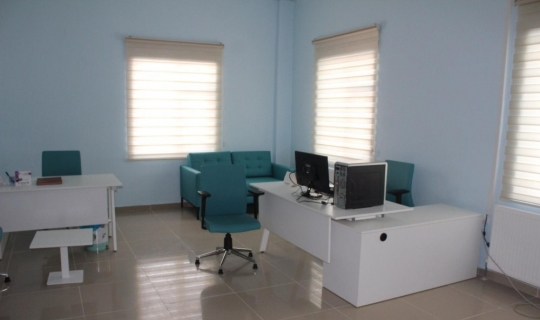 Güroymak'ta sağlık hizmetleri istasyonu hizmete açıldı
