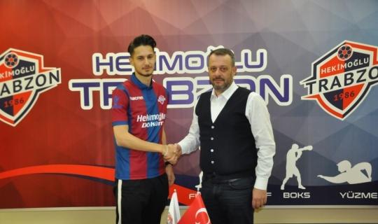 Hekimoğlu Trabzon FK, Hakkı Yıldız'ı sezon sonuna kadar kiraladı