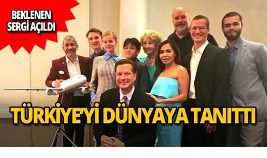 Heyecanla beklenen Türkiye Fotoğrafları Sergisi Kanada'da açıldı!