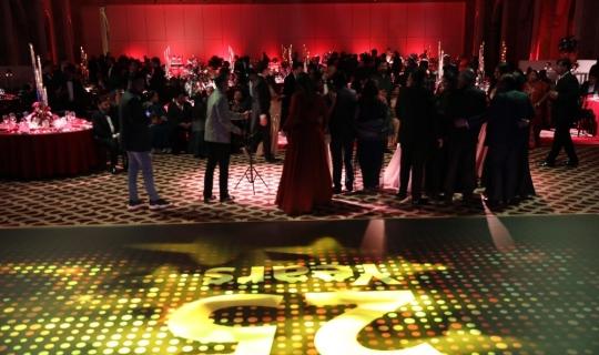 Hintli iş adamından Antalya'da ultra lüks kutlama