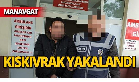 Hırsızlıktan aranıyordu, Manavgat'ta yakalandı!