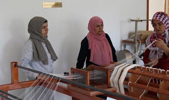 İbradı'da 300 yıllık gelenek ev kadınlarına iş kapısı oldu