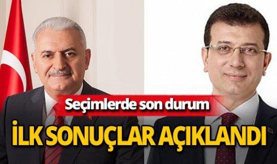 İstanbul Büyükşehir Belediye Başkanı seçimlerinde son durum!