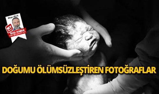 İşte doğumu ölümsüzleştiren fotoğraflar