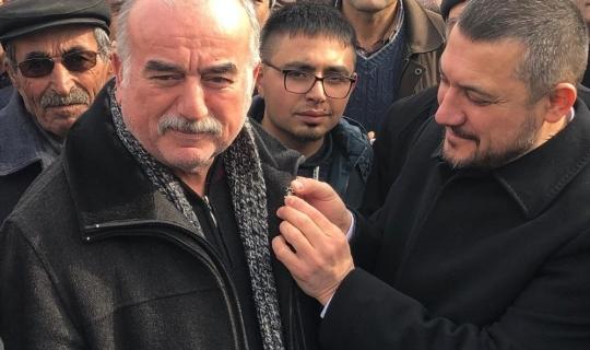 İYİ Parti Belediye meclis üyesi AK Parti'ye geçti