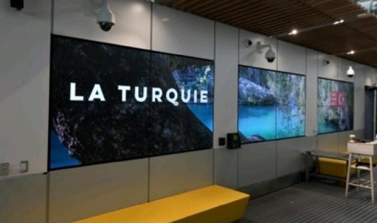 Kanada'da 25 milyon yolcu kapasiteli havalimanına Antalya damgası