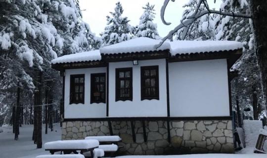 Karabük'te 4 ilçede kar tatili