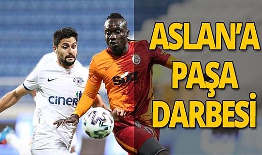 Kasımpaşa - Galatasaray maçı sona erdi