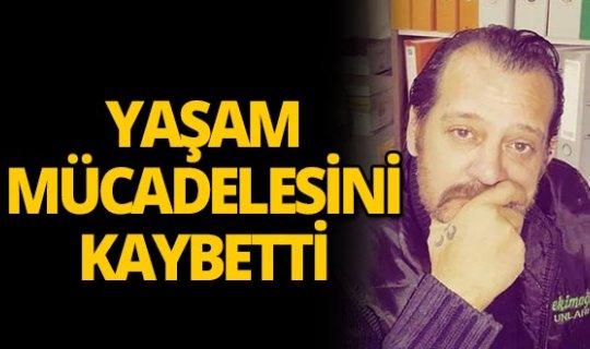 Kazada ağır yaralanan gazeteci yaşam mücadelesini kaybetti