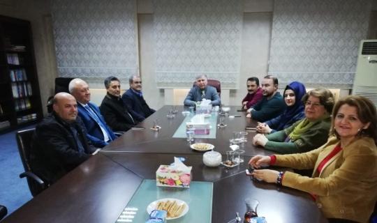 Kent konseyi 2019'un ilk toplantısını gerçekleştirdi