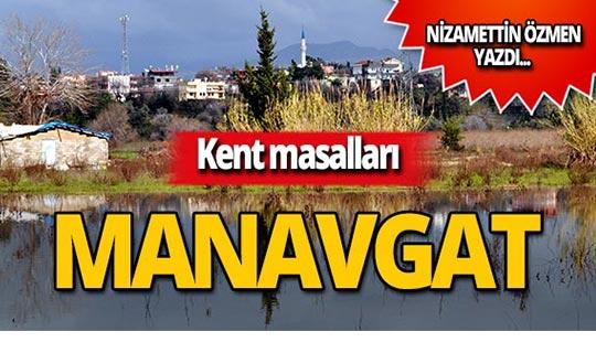 Kent masalları : Manavgat