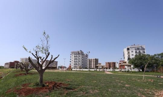 Kepez'e dev semt parkı