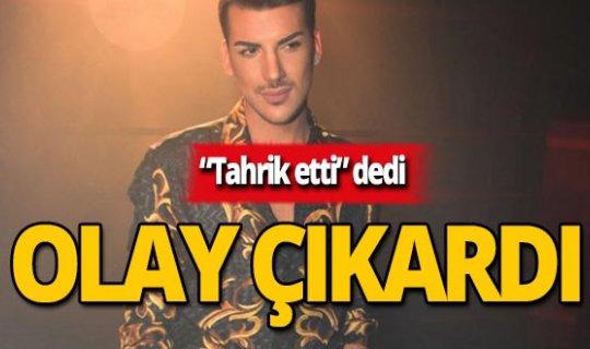 Kerimcan Durmaz metroda kalça dansı yaparken olay çıktı!