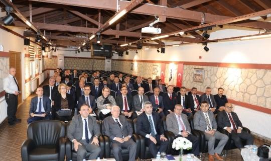 Kırklareli'de 2 milyar 773 milyonluk 800 proje