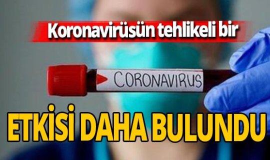 CDC: 'Koronavirüs mide ve bağırsakları da etkiliyor'