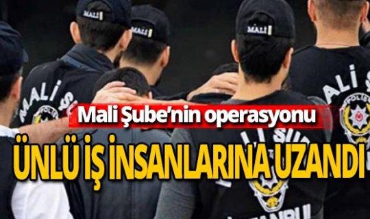 Mali Şube'nin operasyonu Ali Altınbaş'a da uzandı