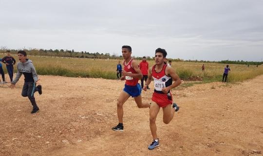 Mardinli sporcu Azat Demirtaş milli takım kampına çağrıldı