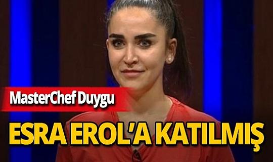 MasterChef Duygu'nun Esra Erol'un programına katıldığı ortaya çıktı