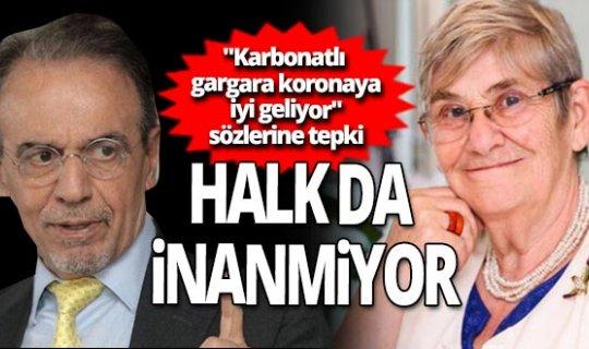 Mehmet Ceyhan ile Canan Karatay'ın gargara polemiği