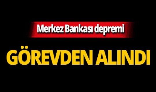 Merkez Bankası Başkanlığı'na yeni isim!