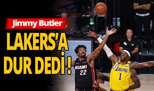 Miami'yi Jimmy Butler sırtladı!