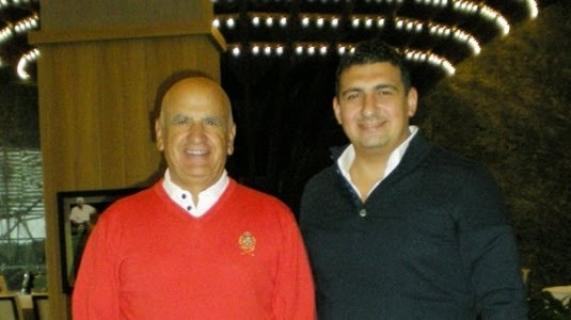 Öztürk ailesi baba oğul Antalyaspor'u yönetecek