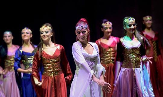 Pasha Dance Theater Antalyalılarla buluşuyor!
