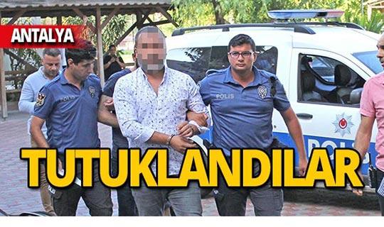 Silahlı çatışmada 4 tutuklama!