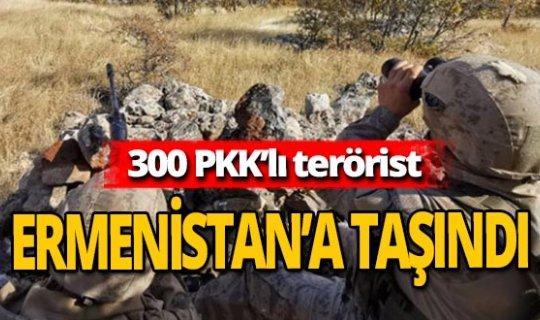 Son dakika! Ermenistan, PKK'lı teröristleri taşıdı